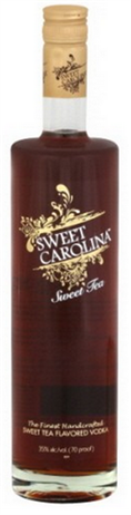 Sweet Carolina Vodka Sweet Tea